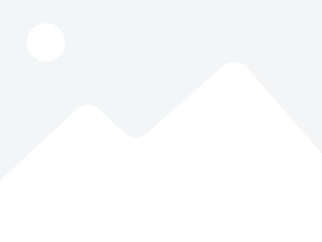 جراب زجاج مغناطيسي مطوي لسامسونج جالكسي S8 بلس - اسود/شفاف