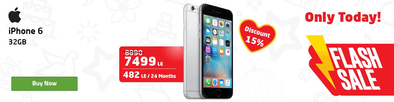 iPhone 6 Flash Sale